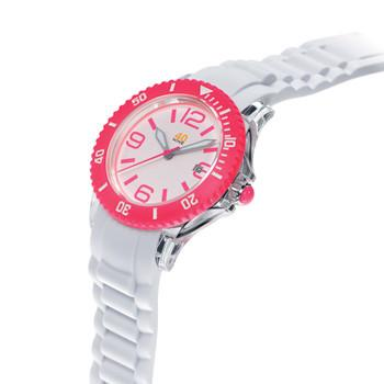 pink-white-watch